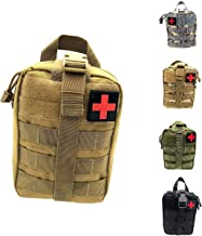 MOLLE Tactical Rip-Away EMT Medical First Aid IFAK Blowout Pouch (Bag Only)