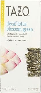 Green Tea-Lotus (Decaf) Tazo Teas 20 Bag