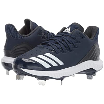 adidas Icon Bounce (Collegiate Navy/Footwear White/Carbon) Women