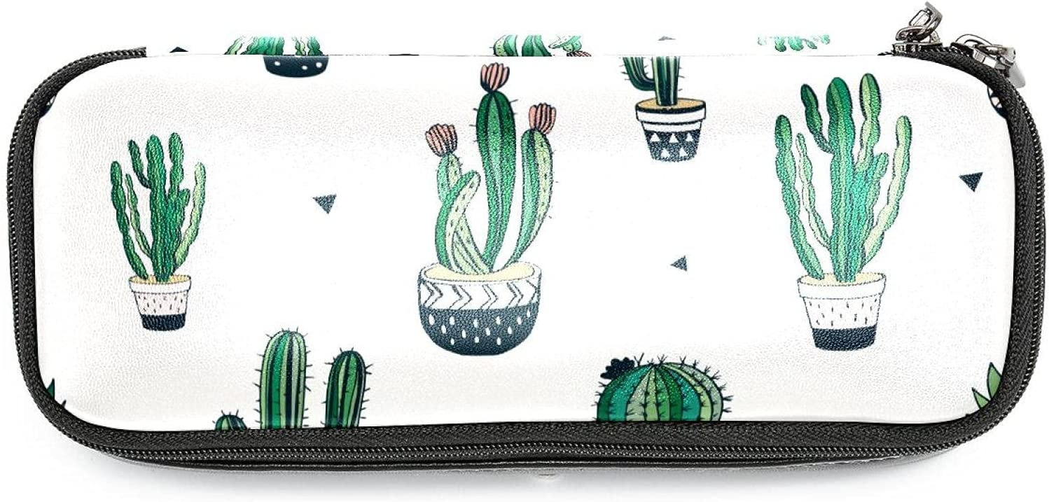 Super popular specialty store Pen Pencil Case Stationery Pouch Cosmetic Bags Bag Reservation an Cacti