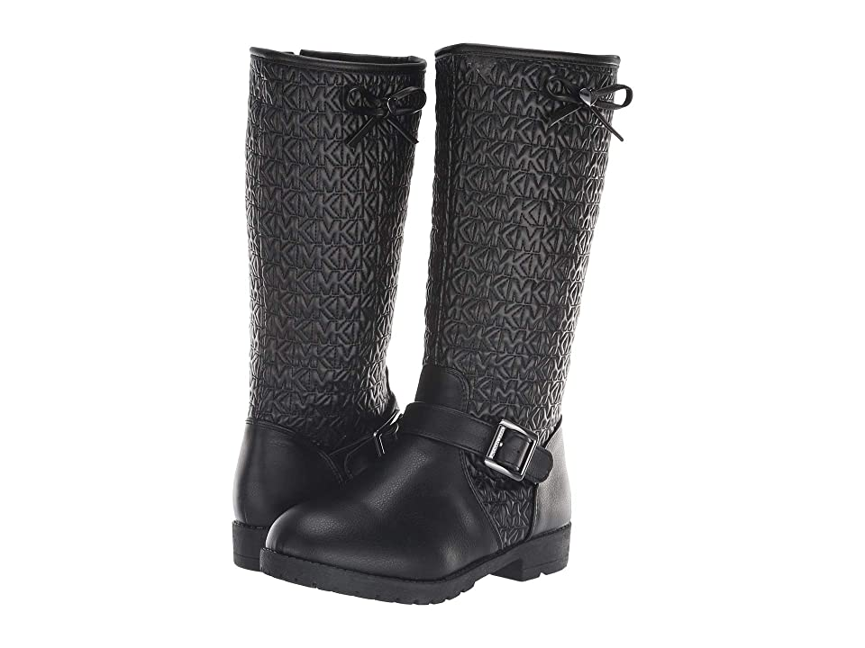 MICHAEL Michael Kors Kids Dhalia Dearest (Little Kid/Big Kid) (Black) Girls Shoes