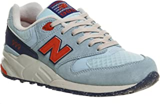 New Balance 999 Women's Casual Sneakers, Size 6, Color Freshwater/Coral Glow Blue