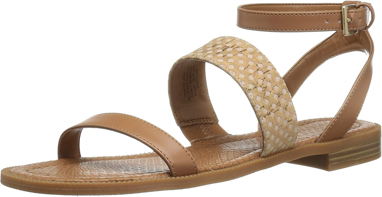 Nine West Womens Xenosa Synthetic Gladiator Sandal