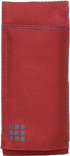 """Moleskine Notebook Tool Belt - Cinturón utensilios Lona para libretas """"P"""", rojo escarlata"""