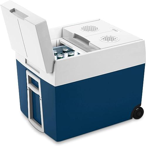 Mobicool MT48W Glacière électrique portable de 48 l, 12 V et 230 V pour voiture, camion, bateau, camping-car et prise...