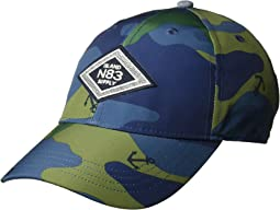 Camo Anchor Printed Cap