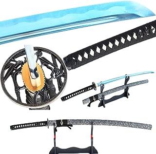 YJ COOL Noble Blue Japanese Samurai Katana Sword