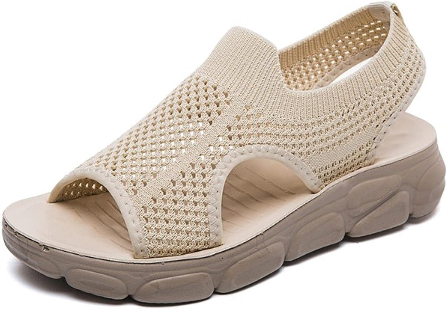 DaVanck In stock Roman Special sale item Sandals Women 2021 Summer Leisu Fashion Breathable