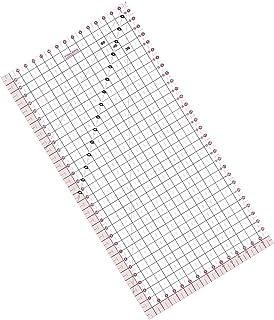 Fiskars Regla, Plástico y Acrílico, Claro, 15x0.25x30 cm