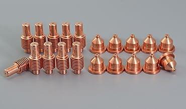 120573 Plasma Electrode en 120826 Plasma Nozzle 40Amp Shield Cup 20st