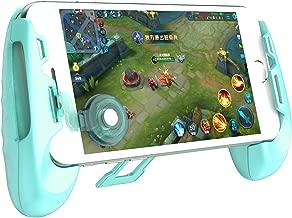 GameSir F1 Mobile Joystick Controller Grip Case for Smartphones, Mobile Phone Gaming Grip with Joystick, Controller Holder Stand Joypad with Ergonomic Design