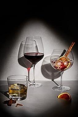 Krosno Duet Wine Glass 460ML Set of 2 Gift Boxed