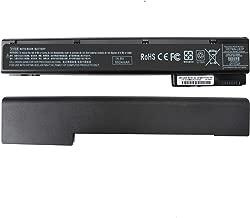 Yongerwy VH08 Laptop Battery Compatible HP EliteBook 8560w 8570w 8760w 8770w Mobile Workstation 632425-001 632427-001 HSTNN-LB2P VH08XL QK641AA 632113-141 632113-151 HSTNN-F10C HSTNN-F13C 632114-151