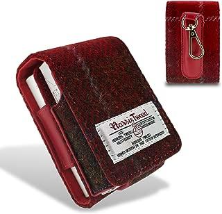 Whitenuts glow保护套Harris Tweed手提袋wn-0832449-wy *1