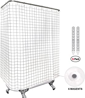 Best oval shower curtain Reviews
