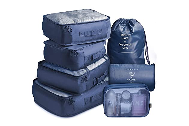 8663f2c225f5 Best luggage organizer bags for travel | Amazon.com