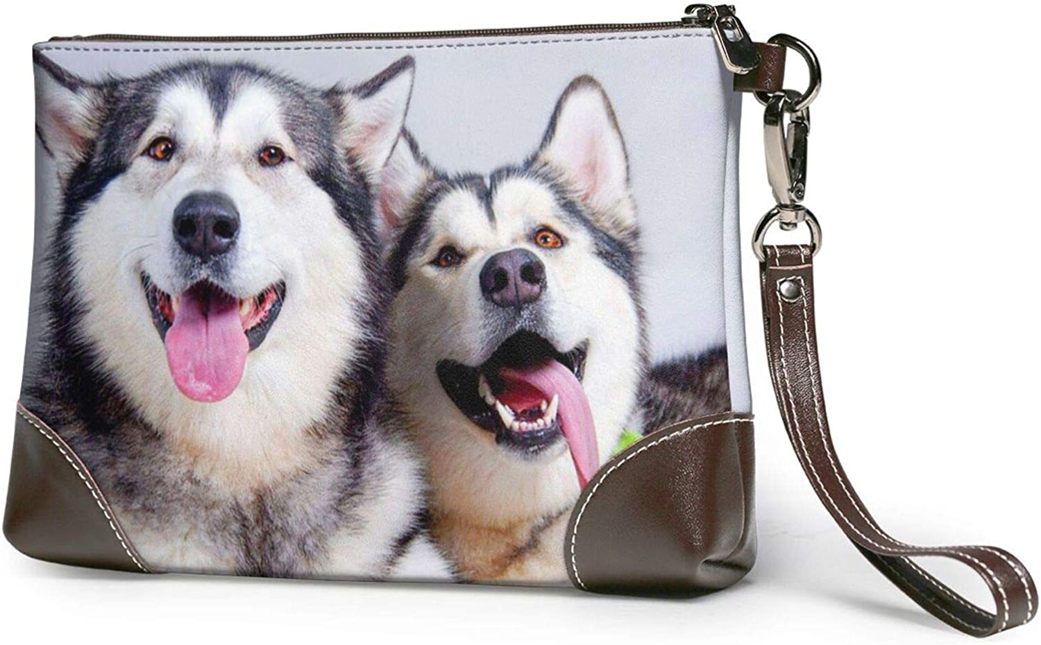 Puppy Dog Clutch Inexpensive Purses Wallet Wristlet Seasonal Wrap Introduction Leather Ha