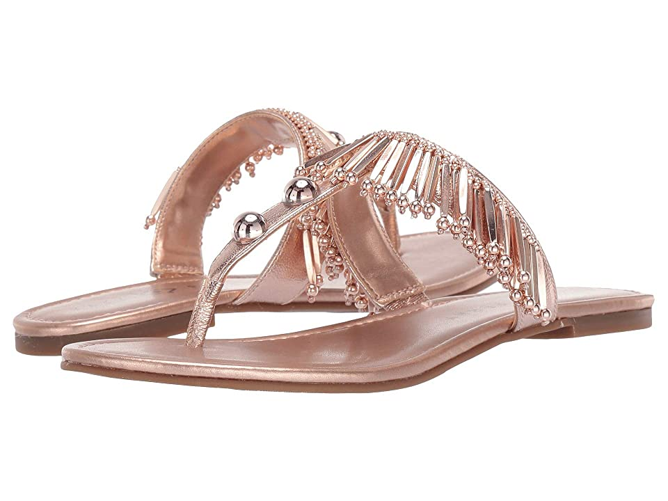 Katy Perry The Brenna (Rose Gold Metallic Leather) Women