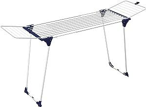 GIMI Dinamik 30 Telescopic Steel Floor Airer 27m Drying Length