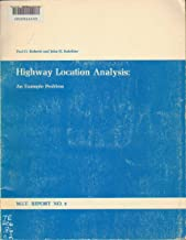 Highway Location Analysis : An Example Problem