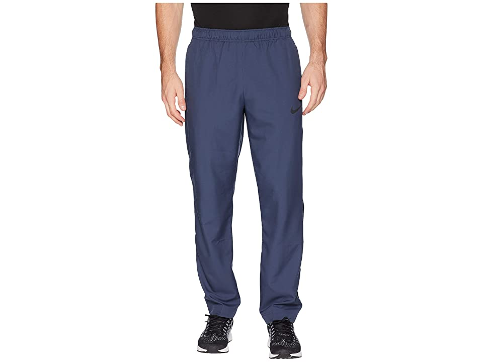 Nike Dry Pants Team Woven (Thunder Blue/Black/Black) Men