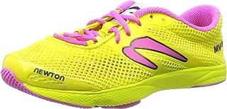 Newton Tri-Racer MV3 Women's Running Shoes, Yellow, 5.5 AU