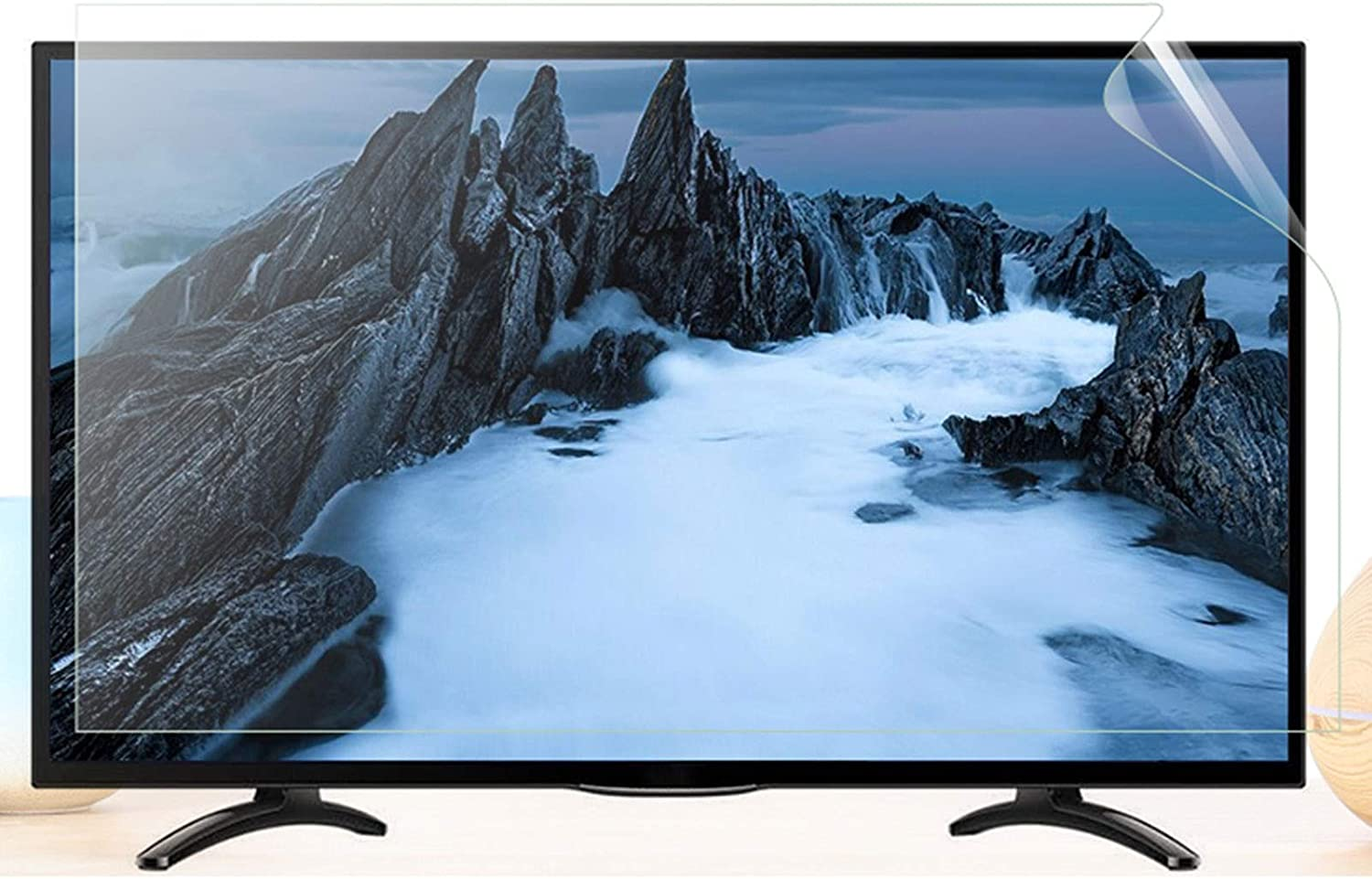 ZWYSL Anti-Glare Anti-Scratch for 32-75 Monitor TV inch Screen Max 48% 67% OFF of fixed price OFF