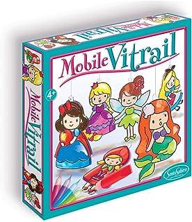 MOBILE VITRAIL - PRINCESSES