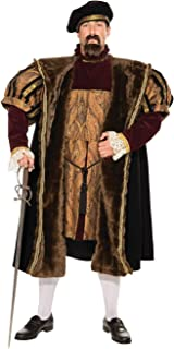 Forum Deluxe Designer Collection King Henry The VIII Costume
