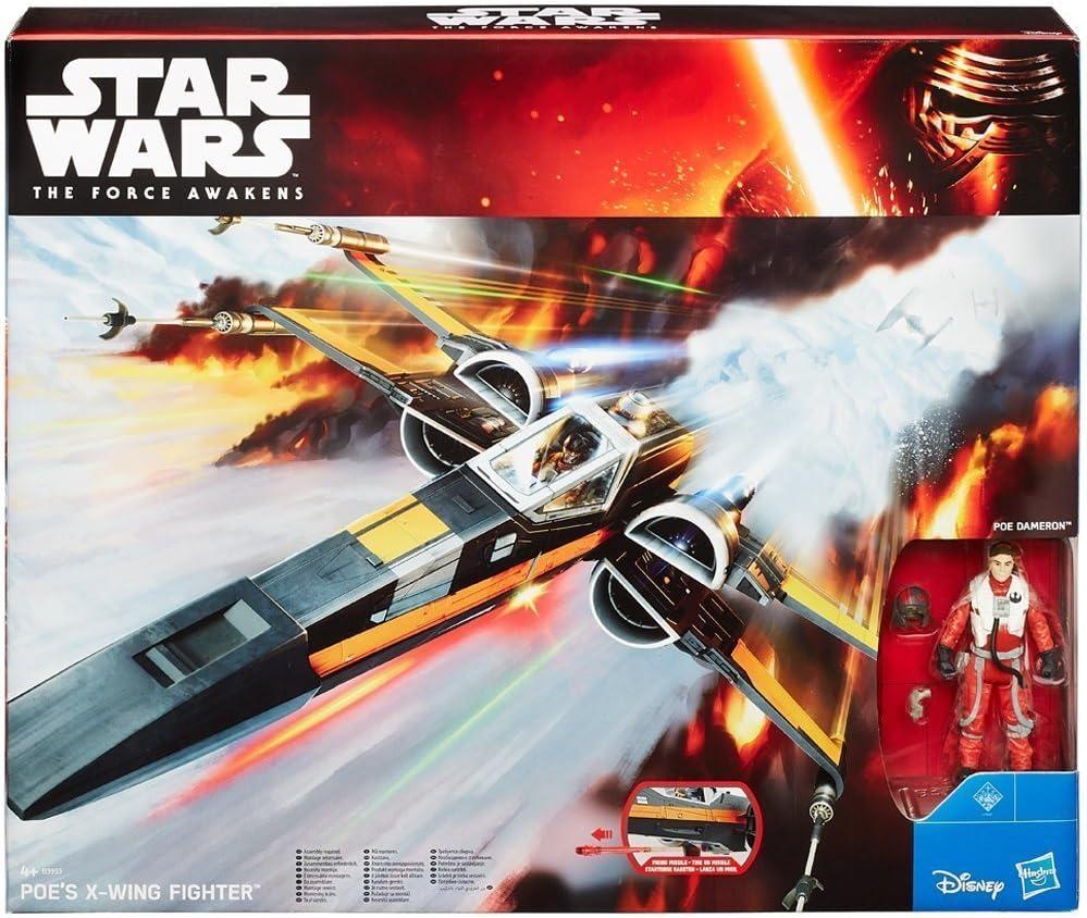 SW E7 驚きの値段 セール開催中最短即日発送 Poe Damerons X-Wing Fighter