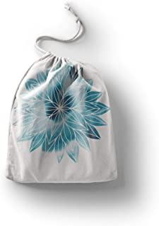 Bonamaison Carry-On Luggage, Canvas, Multicolor