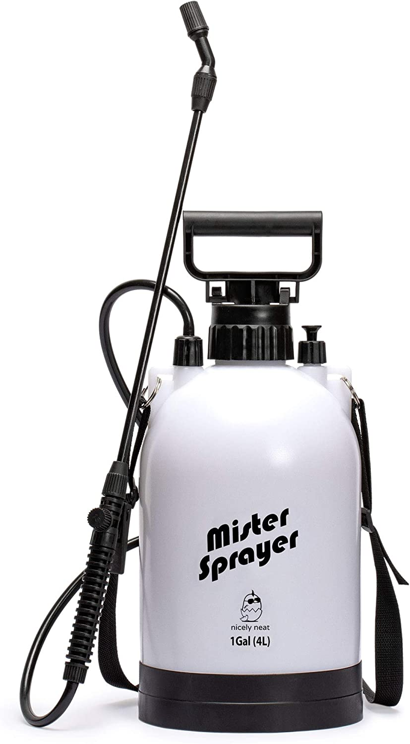 Nicely Neat Water Ultra-Cheap Deals Mister Ranking TOP14 and Pump Plants Lawns Sprayer Ga for