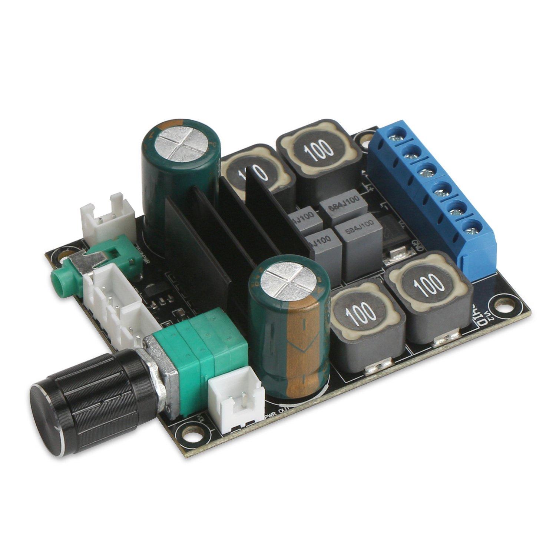 Amplifier DROK TPA3116 Dual Channel Subwoofer