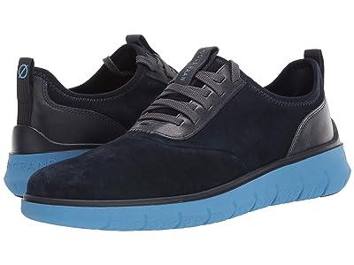 Cole Haan Generation Zerogrand Sneaker (Blue Suede) Men