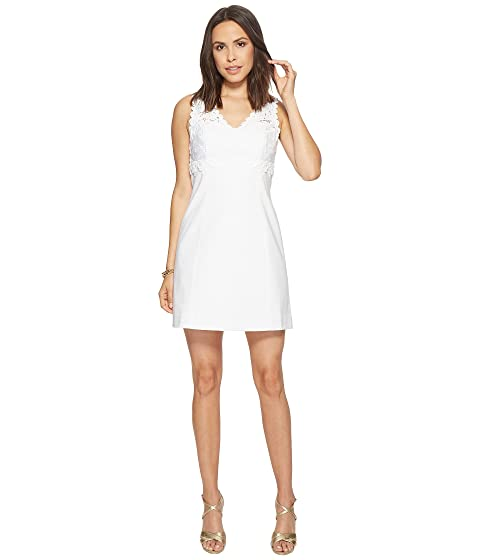 Lilly Sandi Resort Stretch Blanco Pulitzer Shift rrxSqfn