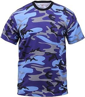 Rothco T-Shirt/Ultra Violet Camo