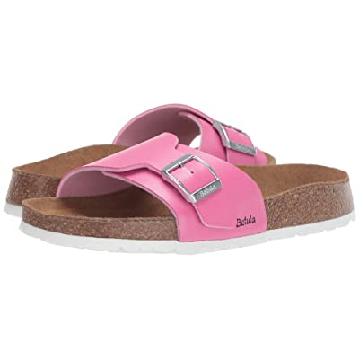 Betula Licensed by Birkenstock Catalina Soft (Pink Birko-Flortm) Women