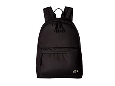 Lacoste Backpack (Black 1) Backpack Bags