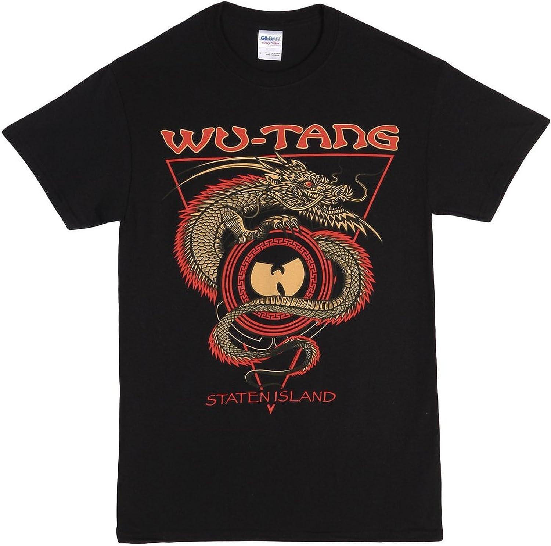 Wu-Tang Clan T-Shirt Logo Aqua T-Shirt