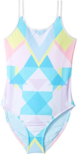 Hobie Kids - Shape It Up Strappy Back One-Piece (Big Kids)