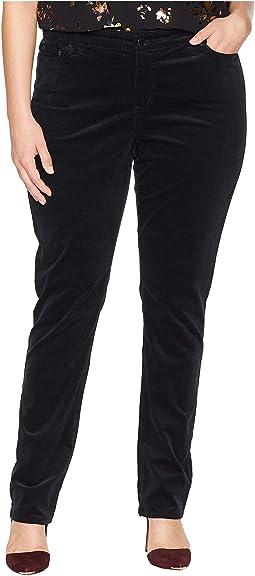 Plus Size Premier Straight Corduroy Jeans