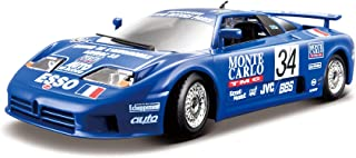 "Burago Racing Bugatti Eb110 ""Le Mans 1994"" 1:24, Game for Unisex"