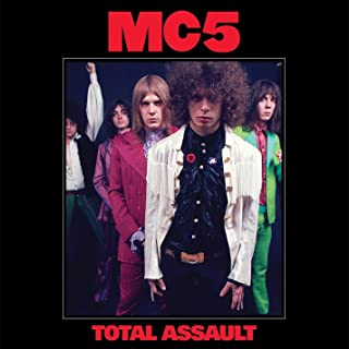 Total Assault: 50th Anniversary Collection (3lp Red, White, Blue Vinyl) [Analog]