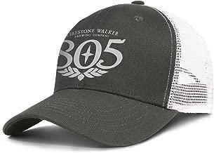 805-beer-logo- Unisex Mesh Cool Cap Adjustable Snapback Sun Hat