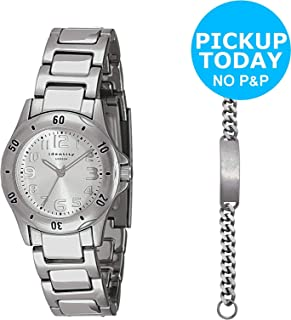 Amazon co uk: Stainless Steel - Wrist Watches / Boys: Watches