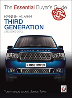 Range Rover: Third Generation L322 (2002-2012)