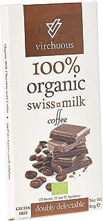 Virchuous Organic Chocolate Coffee, 80 gm
