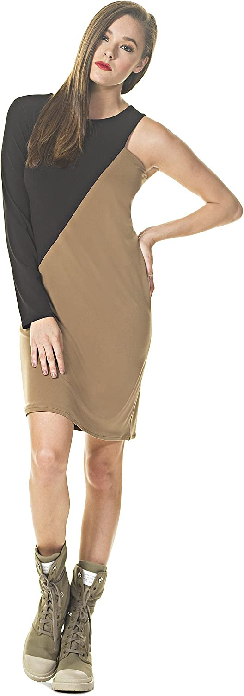 Eva Varro Women's Bicolor Dress