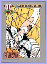 1992 DC Comics Cosmic #107 Silver Swan's Sonic Power