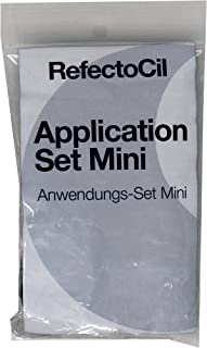 RefectoCil Application Set Mini - 5 Mini Tinting Dishes and 5 Application Sticks with rills